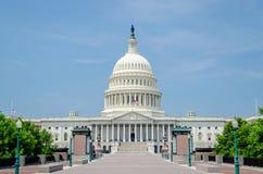 Bâtiment de capitol des Etats-Unis Photo libre de droits