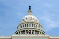Bâtiment de capitol des Etats-Unis Photos libres de droits