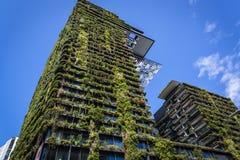 Bâtiment de Central Park, style chippendale, Sydney, NSW, Australie photo stock
