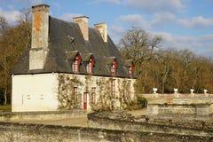 Bâtiment de Château Chenonceau Cancellery Photos stock
