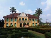Bâtiment de Chao Phya Abhaibhubejhr Photos stock