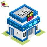 Bâtiment de cinéma