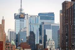 Bâtiment de Conde Nast à Manhattan Photo libre de droits