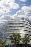Bâtiment de conseil du grand Londres Image libre de droits