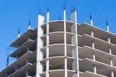 Bâtiment de construction Image stock