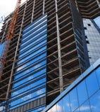 Bâtiment de construction Photos stock