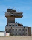 Bâtiment de contrôle de port de Folkestone Photographie stock