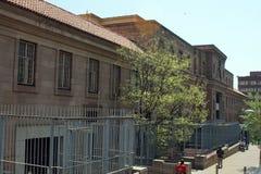 Bâtiment de Cour Suprême à Johannesburg photographie stock libre de droits