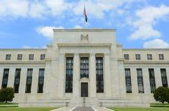 Bâtiment de Federal Reserve dans le Washington DC, Etats-Unis photographie stock