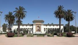 Bâtiment de gouvernement à Casablanca photos stock