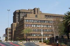 Bâtiment de gouvernement à Johannesburg du centre photo libre de droits