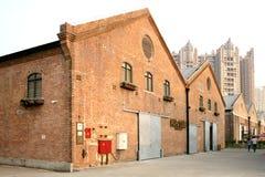 Bâtiment de grenier Image libre de droits