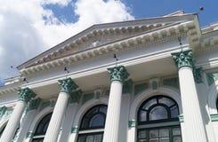 Bâtiment de Hall d'organe à Chisinau images stock