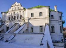 Bâtiment de l'ancien atelier d'impression de Kiev Pechersk Lavra Photos stock