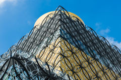 Bâtiment de la bibliothèque de public de Birmingham Photographie stock libre de droits