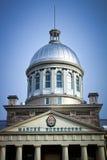 Vieux bâtiment à Montréal photographie stock libre de droits
