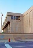 Bâtiment de menthe des Etats-Unis dans la PA de Philadelphie Images libres de droits