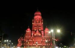 Bâtiment de Municipal Corporation, Mumbai image stock