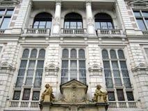 Bâtiment de musée Photo libre de droits