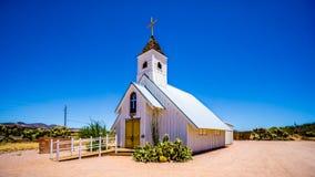 Bâtiment de musée en parc d'état perdu de Néerlandais en Arizona, Etats-Unis photos stock