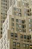 Bâtiment de Newyorkais à Manhattan Photo stock