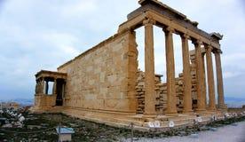 Bâtiment de parthenon sur l'Acropole athènes La Grèce photographie stock libre de droits