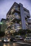 Bâtiment de Petrobras, Rio de Janeiro, Brésil image stock