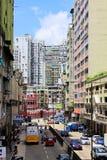 Bâtiment de résidence de Macao et paysage urbain, Macao, Chine photos stock
