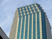 Bâtiment de Santiago image stock