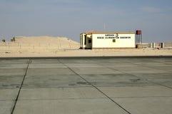 Bâtiment de service de support de délivrance de Hurghada Photos stock