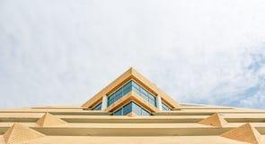 Bâtiment de Sirindhorn Photographie stock