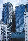 Bâtiment de Suezcap en Petaling Jaya Kuala Lumpur photo stock