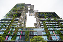 Bâtiment de Sydney Environmental photos stock