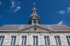 Bâtiment de Townhall, Maastricht image libre de droits