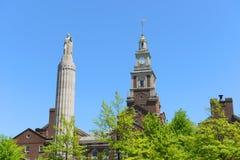 Bâtiment de tribunal du comté de Providence, Providence, RI Photographie stock libre de droits