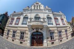 Bâtiment de Vicariate serbe dans Timisoara, Roumanie Photos stock