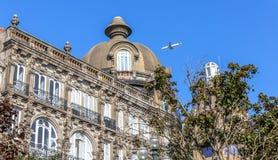 Bâtiment du centre de Porto photographie stock