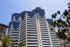 Bâtiment du centre moderne d'hôtel de ville image stock