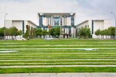 Bâtiment du gouvernement fédéral à Berlin Photos libres de droits