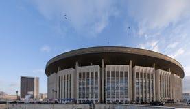 Bâtiment du Stade Olympique Photographie stock
