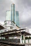 Bâtiment du terminal 21 Image stock