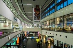 Bâtiment du terminal 3 de Vienne Schwechat Airtport Images stock
