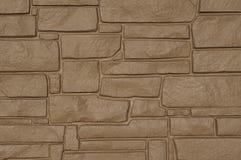 Bâtiment en pierre beige Images stock