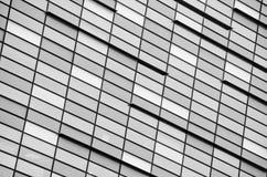 Bâtiment en verre Image libre de droits
