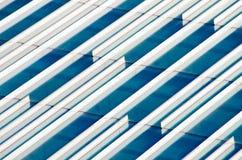 Bâtiment en verre Photo libre de droits