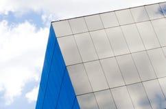 Bâtiment en verre Image stock