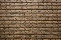 Bâtiment extérieur de mur de texture horizontale rougeâtre urbaine de briques image stock
