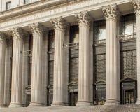 Bâtiment général de bureau de poste photo libre de droits