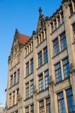 Bâtiment historique à Berlin Image stock