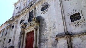 Bâtiment historique de Lisbonne Image libre de droits
